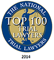 National Top Trial Lawyers Logo